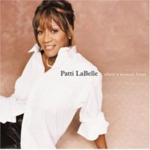 Patti Labelle When A Woman Loves Promo Poster Flat